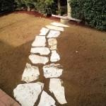 muretti e camminamenti da giardino vicenza