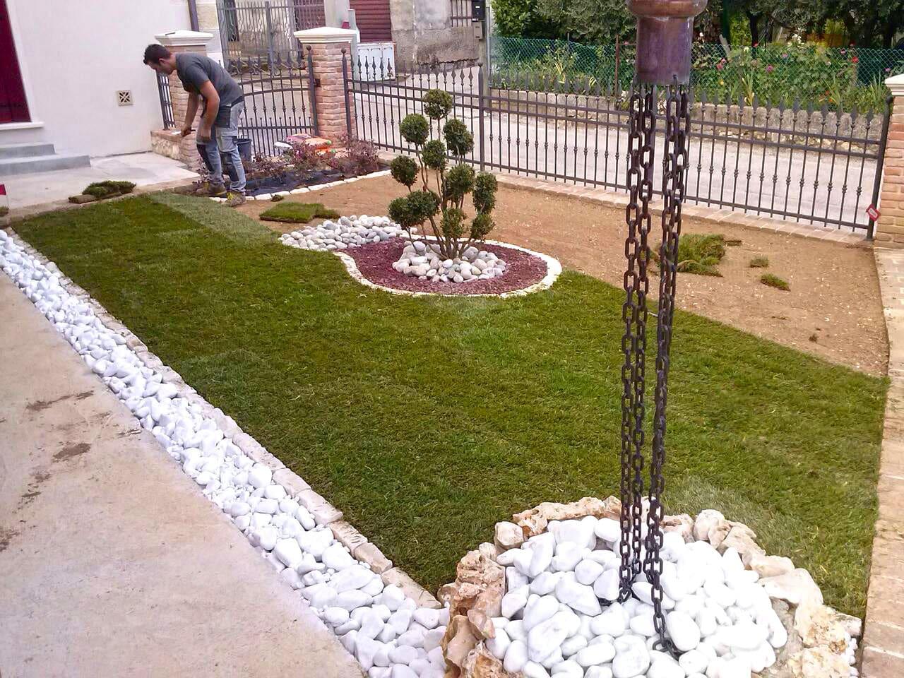Realizzazione giardini vicenza trifolium giardini vicenza for Realizzazione giardini privati
